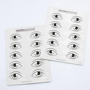 Practice Pad - Eyes